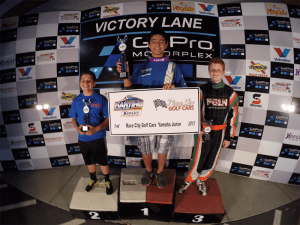 Across the country, Top Kart USA drivers topped the podium in 2015