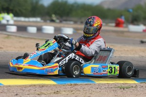 John Crow is no stranger to winning at the SuperNationals, looking for his first podium in the S4 category (Photo: EKN)