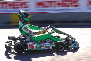 Aussie David Sera is looking to add to his three podiums in five years (Photo: On Track Promotions - otp.ca)