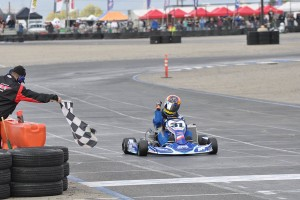 TaG Master was swept by John Crow (Photo: Kart Racer Media)