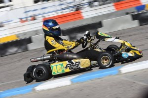 Smith competing at the SKUSA SuperNationals 2015 (Photo: On Track Promotions - otp.ca)