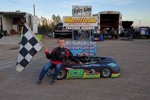 First time Feature Winner - William Younger