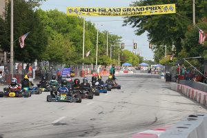 80cc Shifter brings back old karts and engines to the race track once again (Photo: EKN)
