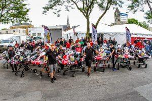 Margay Ignite Shootout welcomed 22 Senior and 6 Junior drivers (Photo: Mark Schwigen)