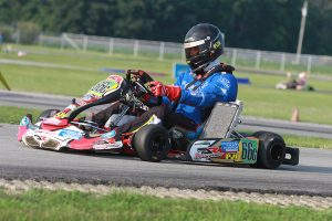 Nick Firestone is the lead challenger for the inaugural S4 Super Master title (Photo: EKN)
