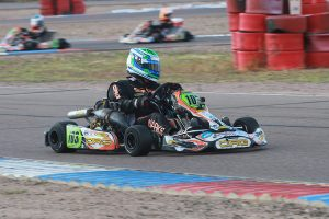 Robert Marks leads the S4 Super Master standings heading into SuperNationals (Photo: EKN)