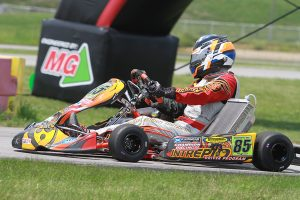 Ryan Kinnear leads the Pro Tour standings thanks to his two SummerNationals victories (Photo: EKN)