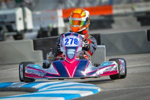 Defending Junior winner Arthur Leist starts from P1 on SuperSunday (Photo: On Track Promotions - otp.ca)