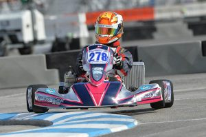 Arthur Leist began his SuperNats victory defense with fast time in qualifying (Photo: On Track Promotions - otp.ca)