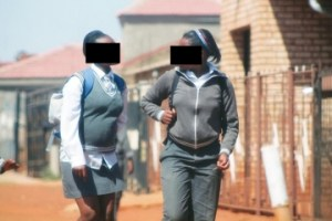 XUL STUDIENDS GRADE 6 AND 7 PREGNANT