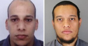 Suspects in French Magazine Shooting named
