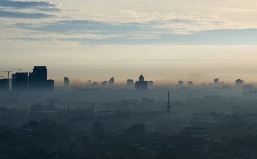 Melawan polusi udara dengan filter udara DIY, alias bikin sendiri