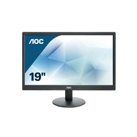 "AOC Basic-line 18.5"" Monitor"