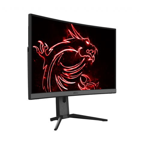 MSI Optix MAG272CQR curved gaming monitor