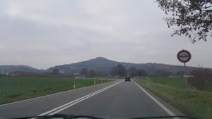 Onderweg naar huis