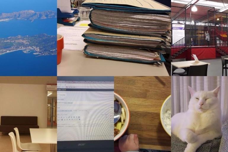 Eke's week: week 2 met eindelijk een vakantie geboekt en twee keer ziekenhuisbezoek