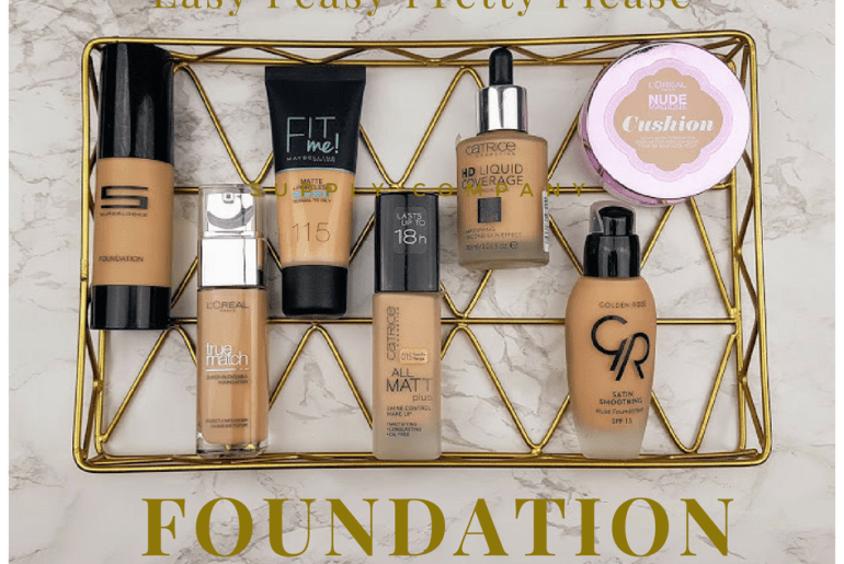 Easy Peasy Pretty Please Foundation