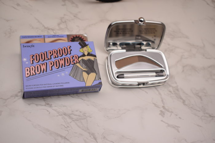 Foolproof Brow Powder