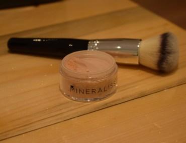 Make-upworkshop Mineralissima