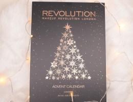 Make Up Revolution Adventkalender