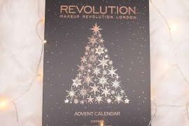 Make Up Revolution Adventkalender