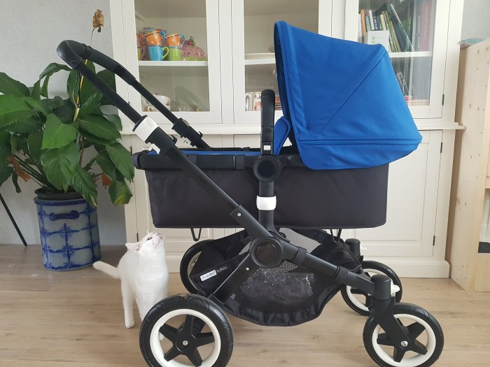 Bugaboo Buffalo 3 Black Frame Limited Edition