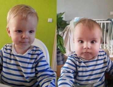 Twee broertjes, maar zo verschillend!
