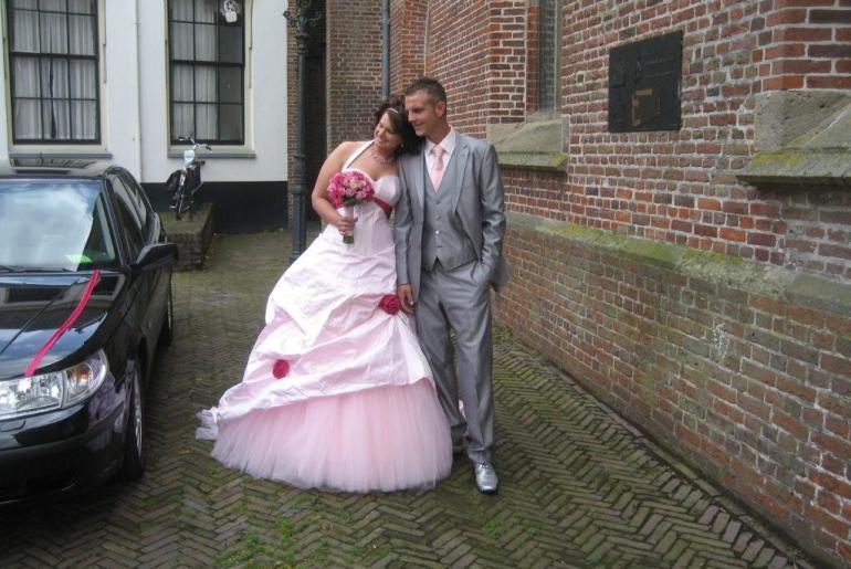 10 jaar getrouwd