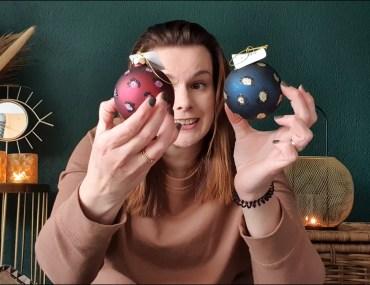 Budget Kerstballen-shoplog