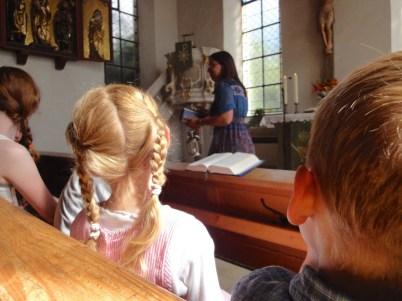 Kinderkirche rübgarten
