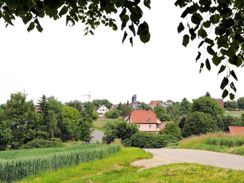 Kirche Gniebel