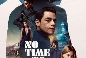 Download No Time to Die (2021) Hindi Dubbed HDCAM 480p [500MB]   720p [1.2GB]