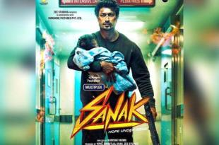 Download Sanak (2021) Hindi Movie in 1080p,720p ,480p .It is an Bollywood Hindi movie and available in 1080p, 1080p, and 480p high-quality 1080p