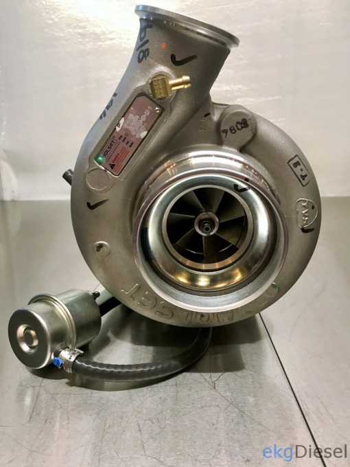 Holset HX40W turbo