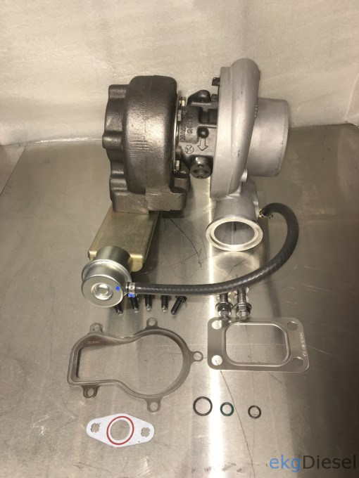 holset hx35w turbo upgrade kit