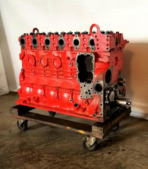Cummins 5.9l Isb Qsb Long Block Engine A