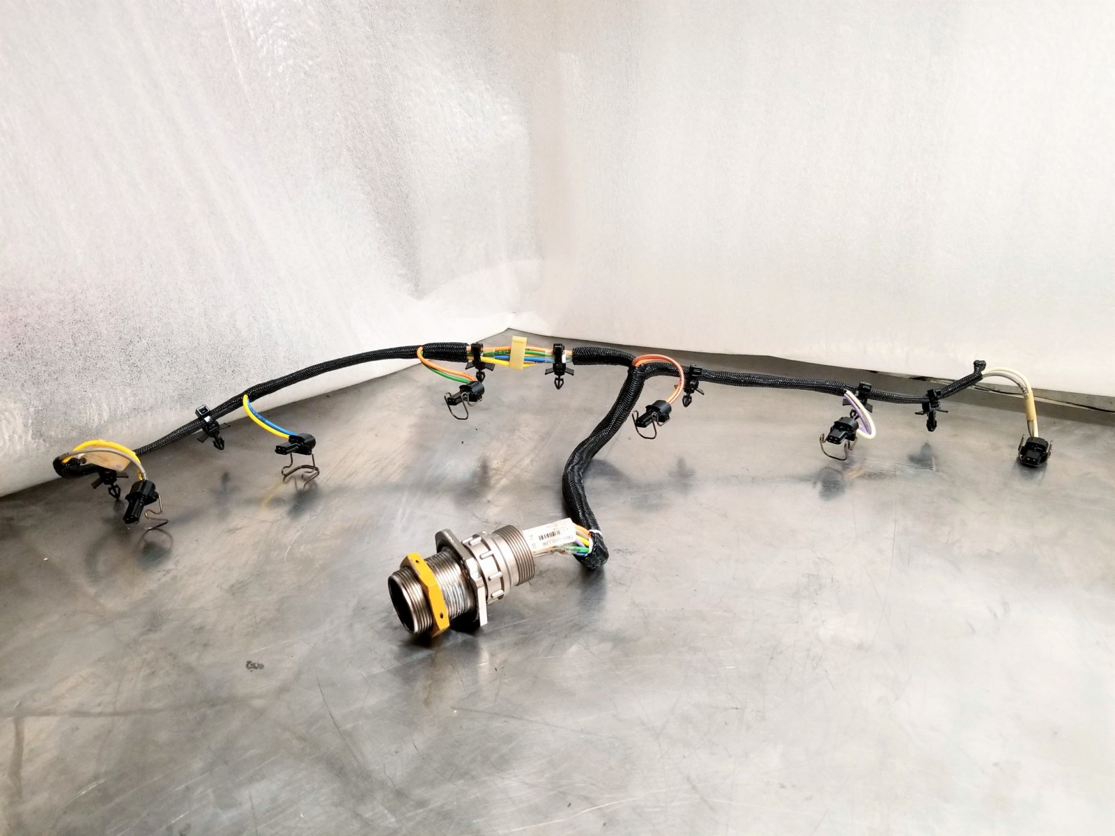 New Genuine Caterpillar C7 Injector Wiring Harness # 2464948 A