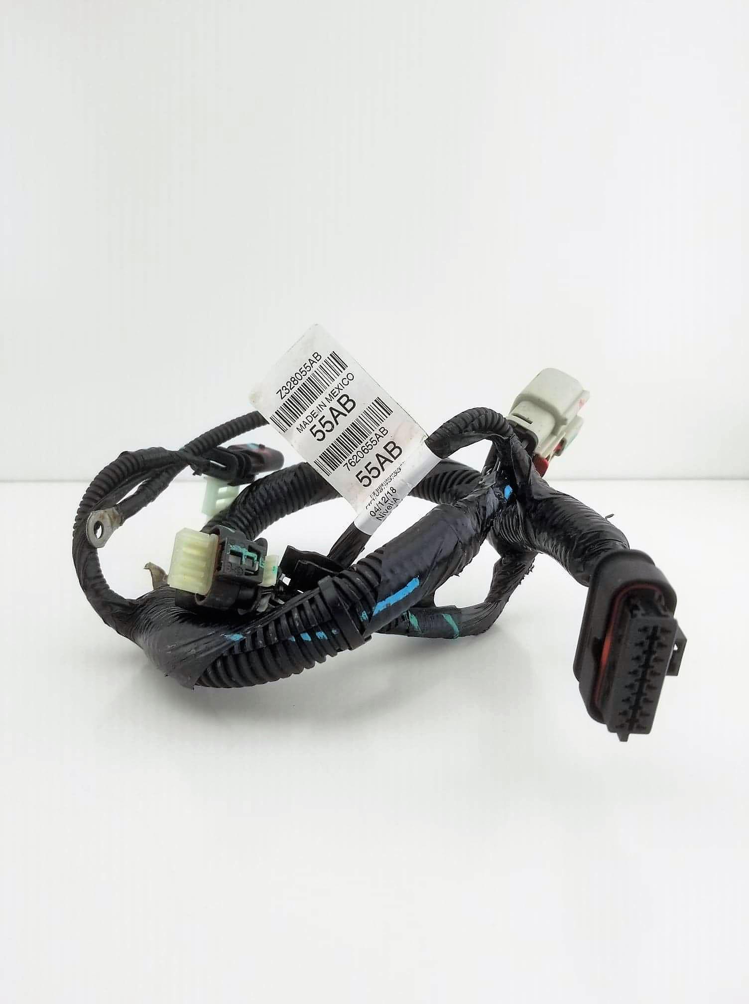 Genuine Cummins Diesel Exhaust Fluid  U2013 Ram 6 7 Def System Main Wiring Harness Z328055ab