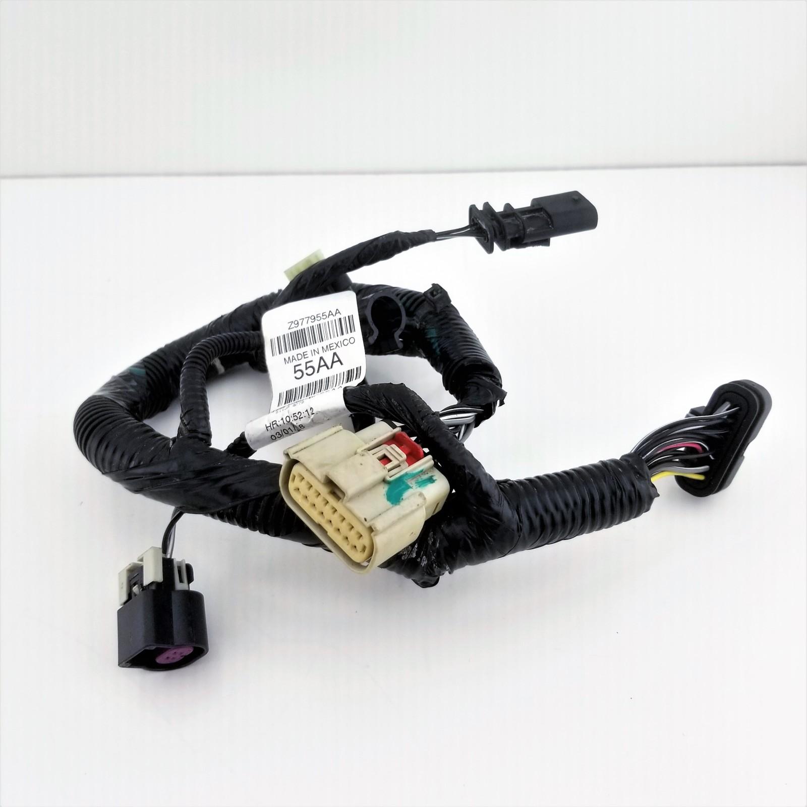 hr wiring harness genuine cummins diesel exhaust fluid     ram 6 7 def system main  genuine cummins diesel exhaust fluid