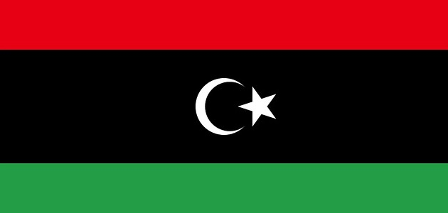 اين تقع دولة ليبيا