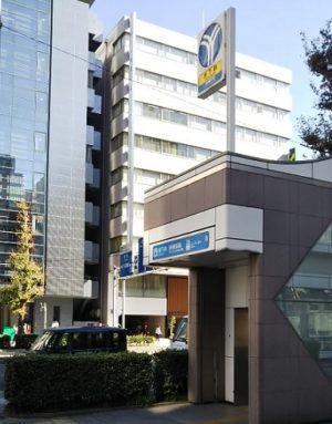新横浜駅地下鉄ブルーラインの8番出口