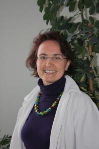 Leiterin des Kirchenchors Marieluise Horsch
