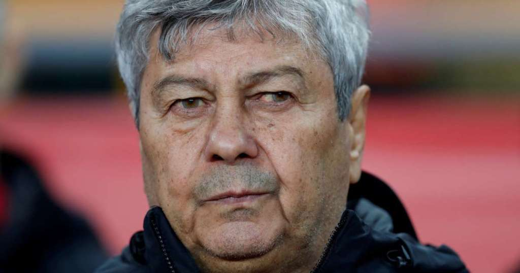 Angry Dynamo fans force new coach Lucescu to quit after.img