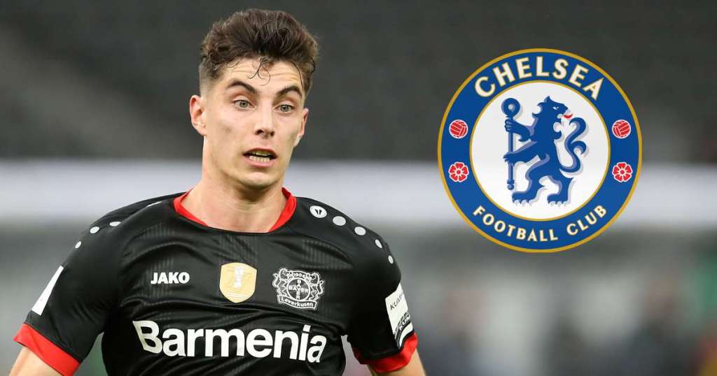 Chelsea making final push to complete Havertz deal as Blues.img