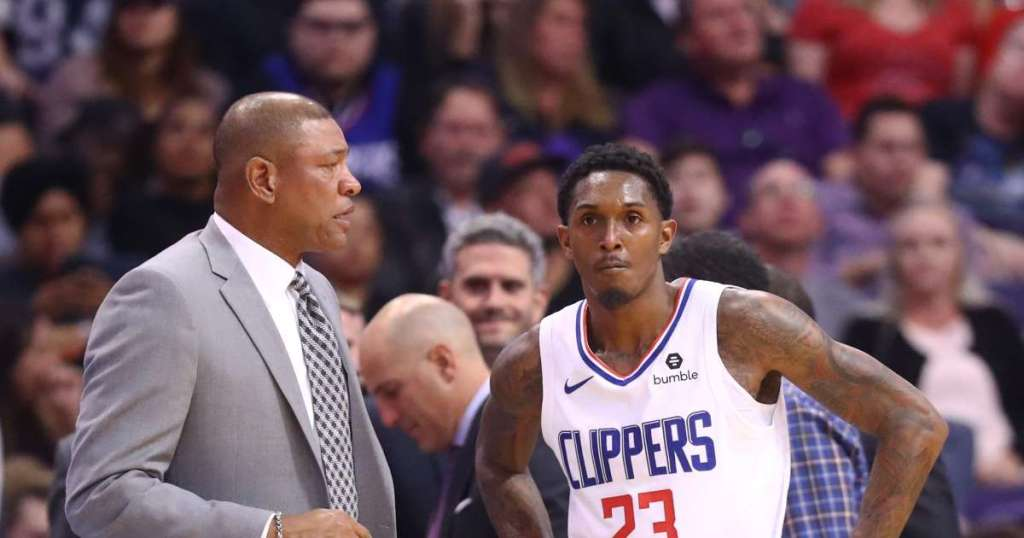 Clippers Lou Williams to undergo 10 day quarantine miss first two.img