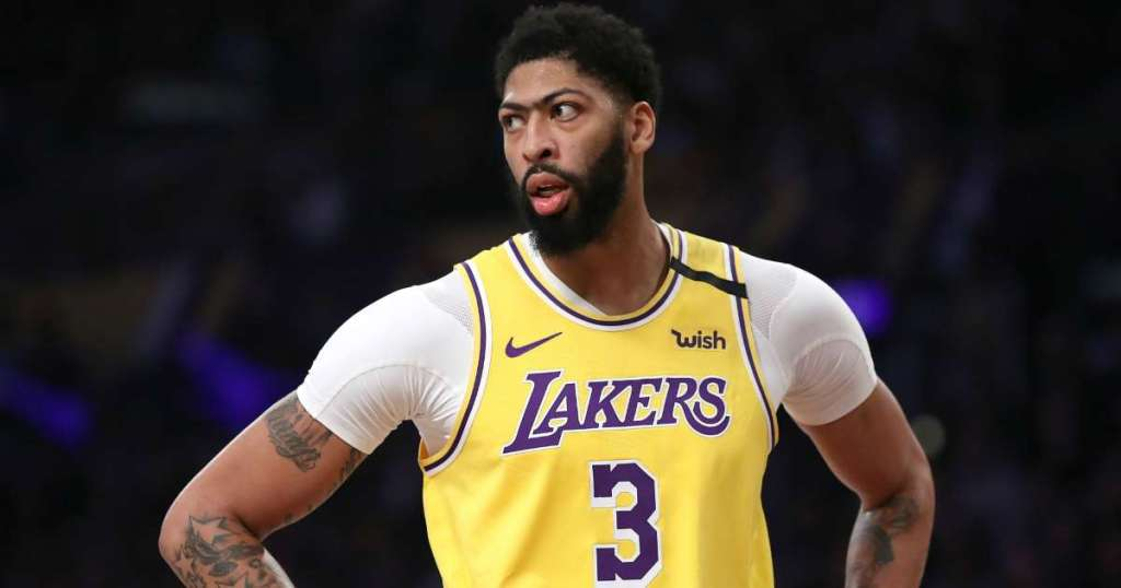 Lakers could be without Davis for NBA return against Clippers.img