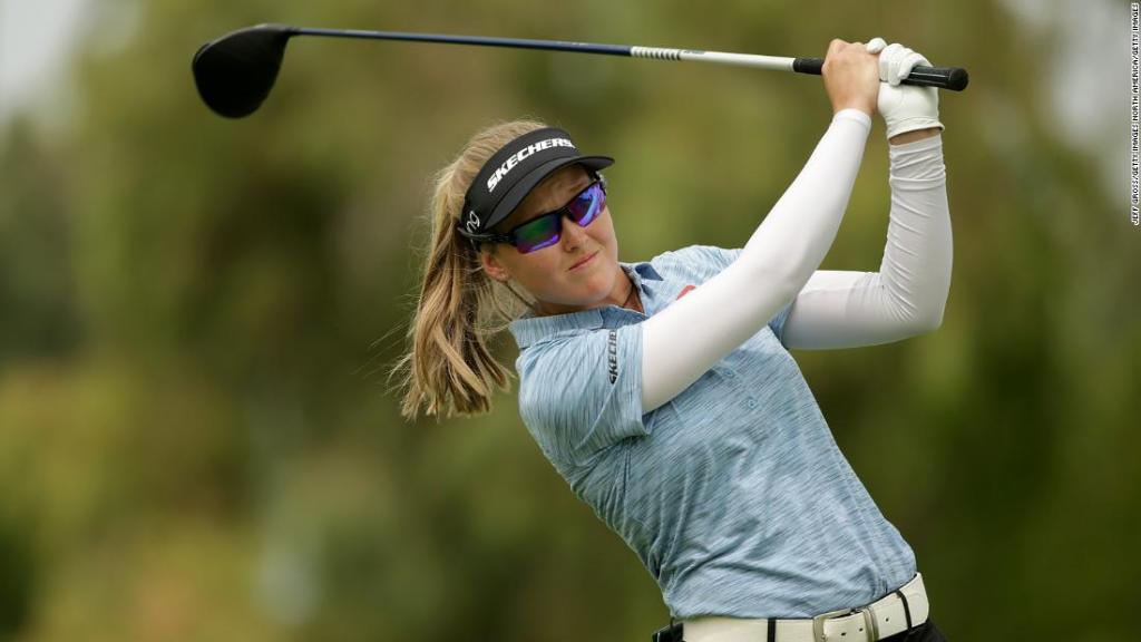 canada's-henderson-joins-korda-in-lead-on-'stinking-hot'-day-in-california