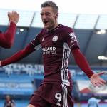 Jaime Vardy hits hat trick, Leicester City scores five as it thrashes Manchester City