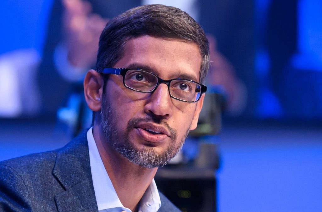 Read Google CEO Sundar Pichai's email after misconduct settlement