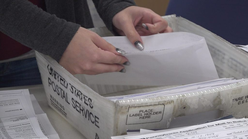 370K Pennsylvania mail-in ballot applications rejected: Report